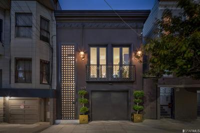 San Francisco Single Family Home For Sale: 143 Collingwood St
