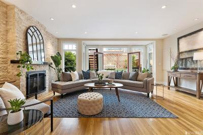 San Francisco Single Family Home For Sale: 2012 Powell St