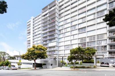 San Francisco Condo/Townhouse For Sale: 66 Cleary Ct #702