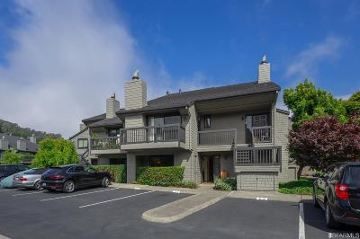 Marin County Condo/Townhouse For Sale: 116 Cypress Pl