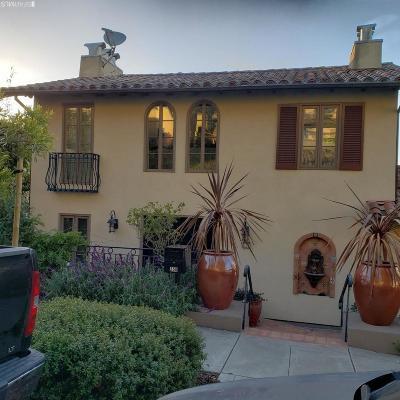 San Francisco Single Family Home For Sale: 250 Santa Paula Ave