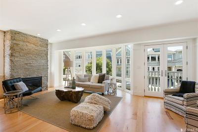 San Francisco Condo/Townhouse For Sale: 1478 12th Ave