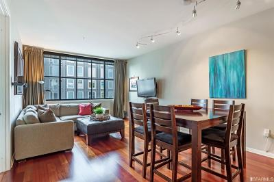 San Francisco Condo/Townhouse For Sale: 88 Townsend St #404