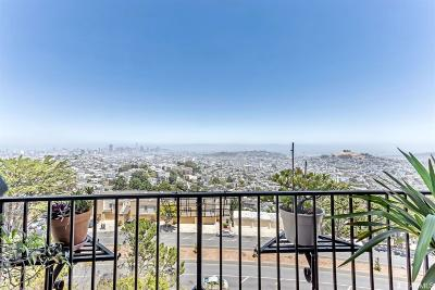 San Francisco Condo/Townhouse For Sale: 55 Topaz Way