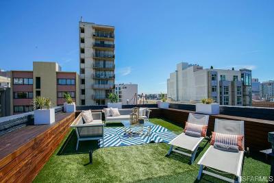 San Francisco Condo/Townhouse For Sale: 1264 Bush St #6
