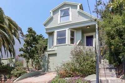 San Francisco Multi Family Home For Sale: 246 Bemis St
