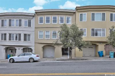 San Francisco Single Family Home For Sale: 787 25th Ave