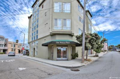 San Francisco Condo/Townhouse For Sale: 1 Wattson Ave #4