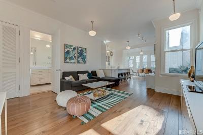 San Francisco Condo/Townhouse For Sale: 830 Alabama St #B