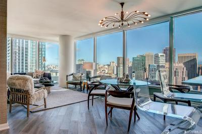 San Francisco Condo/Townhouse For Sale: 401 Harrison #38B