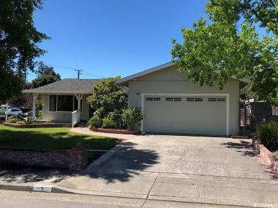 Marin County Single Family Home For Sale: 3 Le Claire Ct