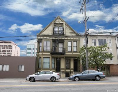 San Francisco Multi Family Home For Sale: 3621 3623 26th St
