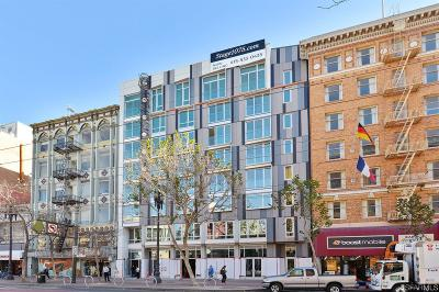 San Francisco Condo/Townhouse For Sale: 1075 Market St #711