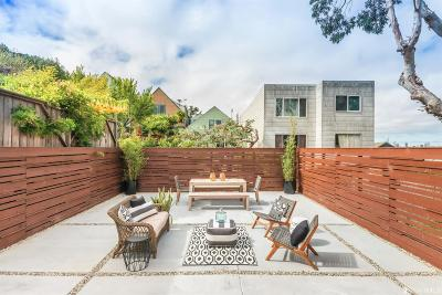San Francisco Single Family Home For Sale: 374 Valley St