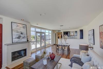 San Francisco Condo/Townhouse For Sale: 200 Brannan St #503