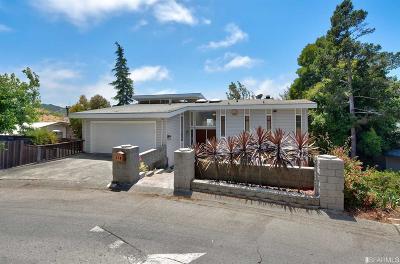Marin County Single Family Home For Sale: 370 Via La Cumbre