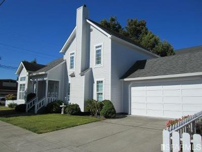 San Bruno Single Family Home For Sale: 701 Green Ave