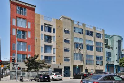 San Francisco Condo/Townhouse For Sale: 1578 Indiana St #3