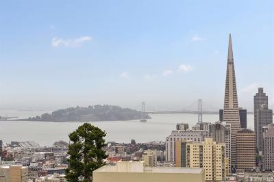 San Francisco Condo/Townhouse For Sale: 1333 Jones St #1002