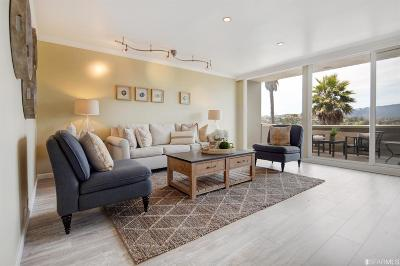 Marin County Condo/Townhouse For Sale: 15 Andrew Dr. Dr #36