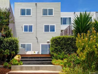 San Francisco Single Family Home For Sale: 267 Mangels Ave