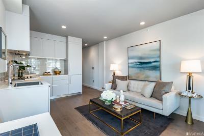 San Francisco CA Condo/Townhouse For Sale: $640,000