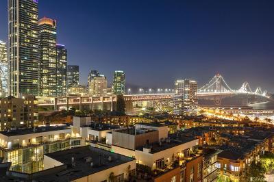 San Francisco CA Condo/Townhouse For Sale: $1,168,000