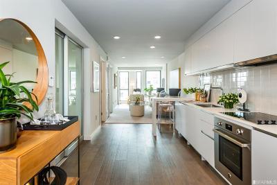 San Francisco CA Condo/Townhouse For Sale: $999,000