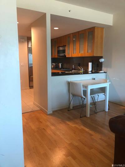 San Francisco Condo/Townhouse For Sale: 333 1st St #1506