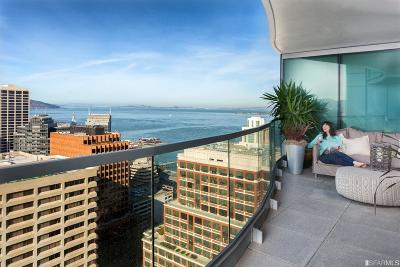 San Francisco Condo/Townhouse For Sale: 301 Main St #31A