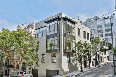 San Francisco CA Single Family Home For Sale: $9,950,000