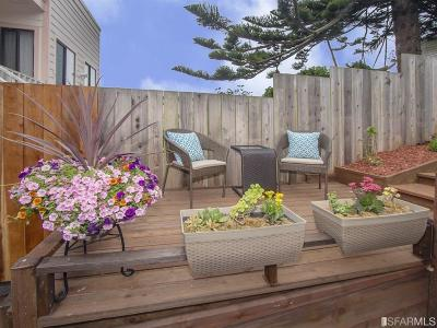 San Francisco Multi Family Home For Sale: 463 465 35th Ave