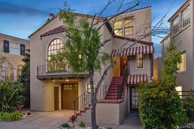 San Francisco Multi Family Home For Sale: 34 36 Rico Way
