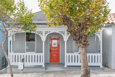 San Francisco Single Family Home For Sale: 11 Surrey St