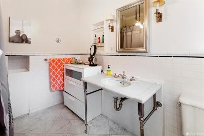 San Francisco Condo/Townhouse For Sale: 1740 Franklin St #3