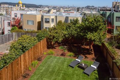 San Francisco Condo/Townhouse For Sale: 542 29th Ave