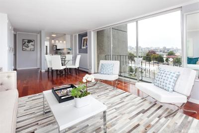 San Francisco Condo/Townhouse For Sale: 1050 North Point St #501
