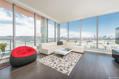 San Francisco Condo/Townhouse For Sale: 718 Long Bridge St #1605