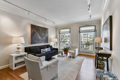 San Francisco Condo/Townhouse For Sale: 3045 Jackson St #501