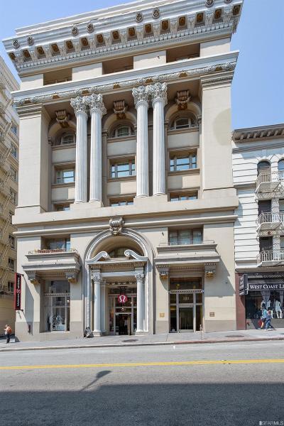 San Francisco Condo/Townhouse For Sale: 333 Grant Ave #502