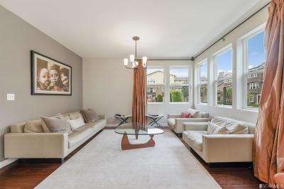 San Francisco CA Condo/Townhouse For Sale: $995,000