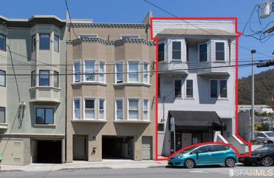 San Francisco Multi Family Home For Sale: 1318 1322 7th Ave