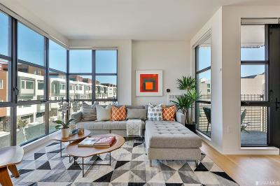 San Francisco Condo/Townhouse For Sale: 451 Donahue St #402