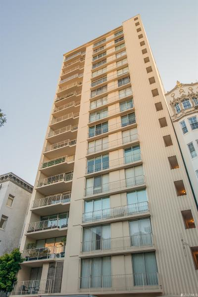 San Francisco Condo/Townhouse For Sale: 1835 Franklin St #403