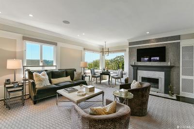 San Francisco Condo/Townhouse For Sale: 3193 Pacific Ave