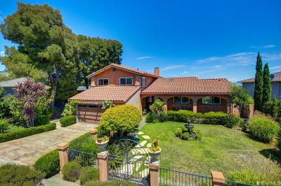 Marin County Single Family Home For Sale: 236 Mcnear Dr