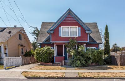 Contra Costa County Single Family Home For Sale: 416 garretson Ave