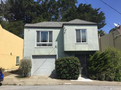 San Francisco Single Family Home For Sale: 265 Glenview Dr