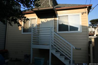 San Francisco Single Family Home For Sale: 1246 47th Ave