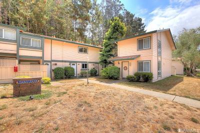 Pacifica Single Family Home For Sale: 1426 Terra Nova Blvd